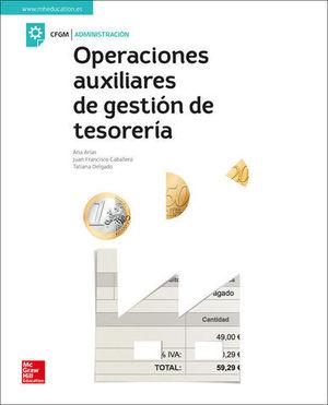OPERACIONES AUXILIARES DE GESTION DE TESORERIA  ED. 2019