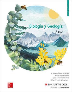 BIOLOGIA Y GEOLOGIA 1º ESO NOVE  ED. 2019