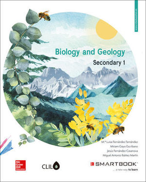 BIOLOGY AND GEOLOGY 1º ESO NOVA CLIL  ED. 2019