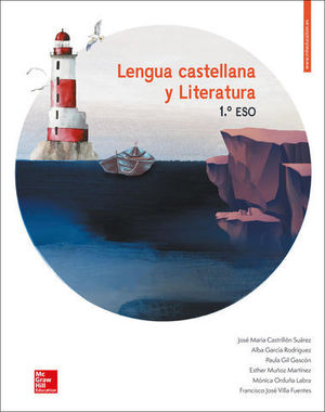 LENGUA CASTELLANA Y LITERATURA 1º ESO NOVA  ED. 2019
