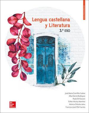 LENGUA CASTELLANA Y LITERATURA 3º ESO NOVA  ED. 2019