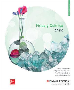 FISICA Y QUIMICA 3º ESO SMARTBOOK ED. 2019