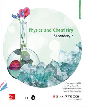 PHYSICS AND CHEMISTRY SECONDARY 3º ESO CLIL ED. 2019