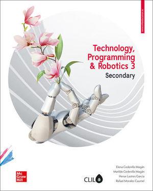 TECHNOLOGY, PROGRAMMING AND ROBOTICS 3º ESO CLIL ´ MADRID ´