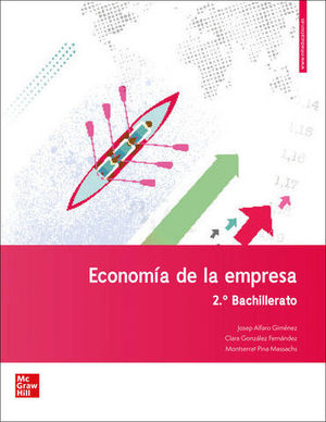 ECONOMIA DE LA EMPRESA 2º BACHILLER ED. 2020