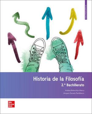 HISTORIA DE LA FILOSOFIA 2º BACHILLER ED. 2020