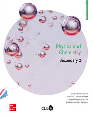 PHYSICS AND CHEMISTRY 2º ESO CLIL ED. 2020