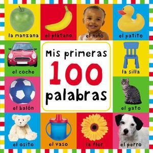 PRIMERAS 100 PALABRAS, MIS
