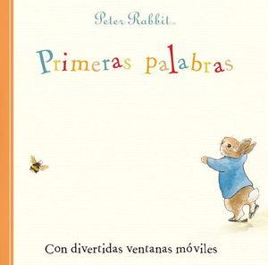PRIMERAS PALABRAS CON DIVERTIDAS VENTANAS MOVILES