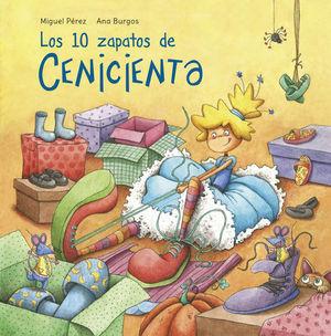 LOS 10 ZAPATOS DE CENICIENTA