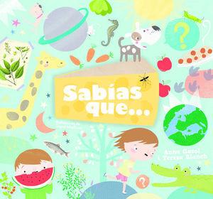SABIAS QUE ... ?