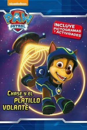 PAW PATROL CHASE Y EL PLATILLO VOLANTE