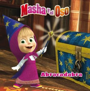 MASHA Y EL OSO ABRACADABRA