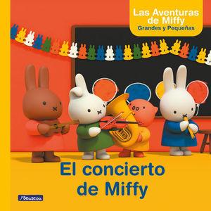 MIFFY. EL CONCIERTO DE MIFFY