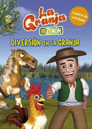 LA GRANJA DE ZENON.  DIVERSION EN LA GRANJA