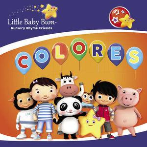 LITTLE BABY BUM.  COLORES