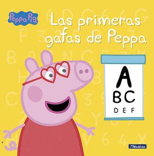 PEPPA PIG.  LAS PRIMERAS GAFAS DE PEPPA