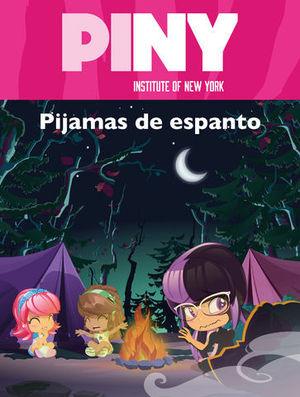 PINY.  PIJAMAS DE ESPANTO