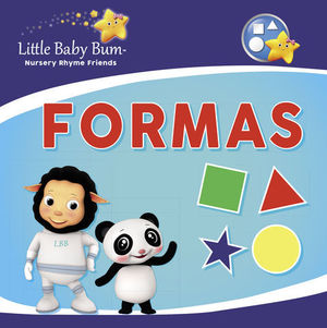 LITTLE BABY BUM.  FORMAS