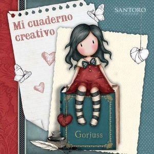 GORJUSS.  MI CUADERNO CREATIVO