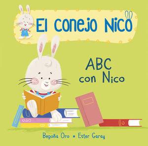 EL CONEJO NICO.  ABC CON NICO