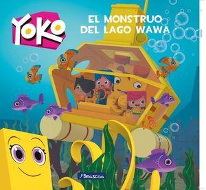 EL MONSTRUO DEL LAGO WAWA YOKO