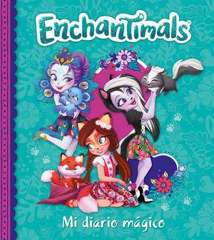 MI DIARIO MÁGICO ENCHANTIMALS