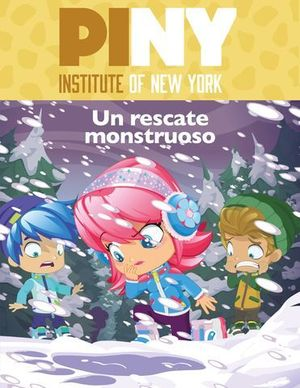 PINY INSTITUTE OF NEW YORK.  UN RESCATE MONSTRUOSO