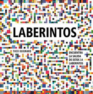 LABERINTOS ENCUENTRA LA SALIDA DE ESTOS 14 LABERINTOS
