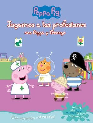 JUAGANDO A SER MAYOR CON PEPPA Y GEORGE