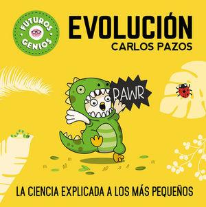 FUTUROS GENIOS.  EVOLUCIÓN