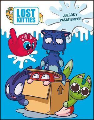 LOST KITTIES.  JUEGOS Y PASATIEMPOS