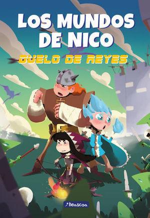 LOS MUNDO DE NICO.  DUELO DE REYES