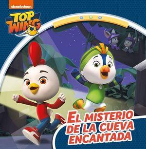 TOP WING.  EL MISTERIO DE LA CUEVA ENCANTADA
