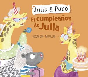 EL CUMPLEAÑOS DE JULIA