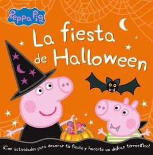 LA FIESTA DE HALLOWEEN PEPPA PIG