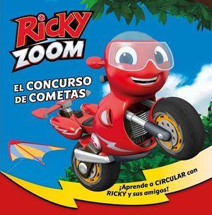 EL CONCURSO DE COMETAS RICKY ZOOM