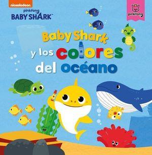 BABY SHARK Y LOS COLORES DEL OCEANO