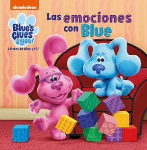 PISTAS DE BLUE Y TU.  EMOCIONES CON BLUE