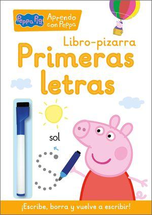 PRIMERAS LETRAS (LIBRO-PIZARRA)