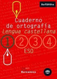 CUADERNO DE ORTOGRAFIA 1º ESO