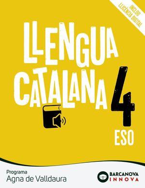AGNA DE VALLDAURA 4 ESO. LLENGUA CATALANA