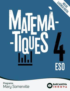 MARY SOMERVILLE 4 ESO. MATEMÀTIQUES