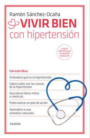 VIVIR BIEN CON HIPERTENSION