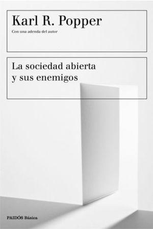 LA SOCIEDAD ABIERTA Y SUS ENEMIGOS