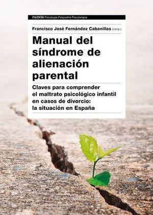 MANUAL DEL SINDROME DE ALIENACION PARENTAL