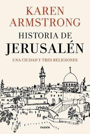 HISTORIA DE JERUSALEN