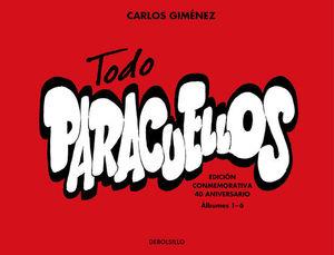 TODO PARACUELLOS ED. 40 ANIVERSARIO