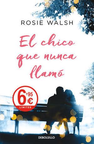 EL CHICO QUE NUNCA LLAMÓ.  ED. LIMITADA