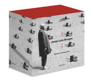 JORGE LUIS BORGES ( 1899 - 2019 ) PACK